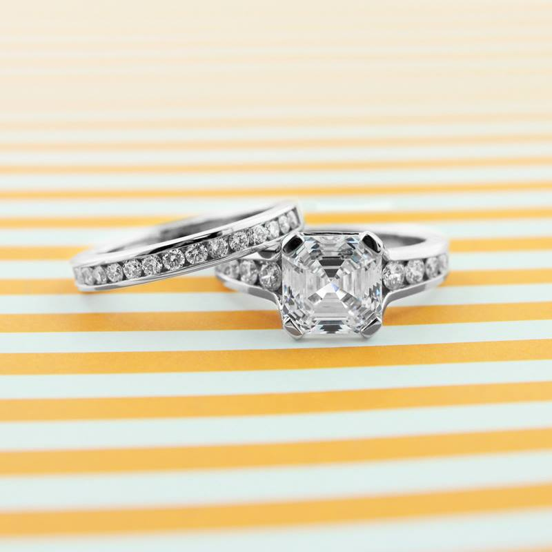What's Your Style? | Modern | Custom Wedding Set | MiaDonna