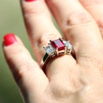 What's Your Style? | Sentimental | Reflection Engagement Ring | MiaDonna