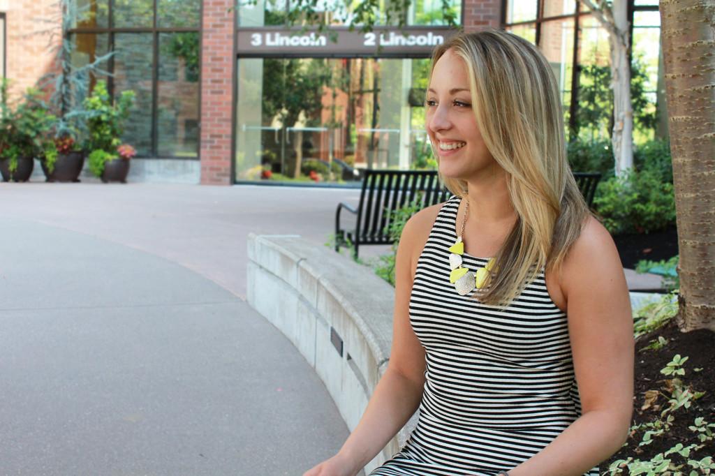 Meet Emily | MiaDonna's Junior Designer