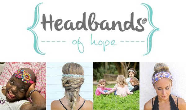 4 Charitable Companies We LOVE! | Headbands for Hope