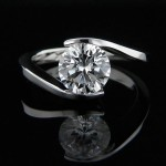 The True Beauty of Infinity Engagement Rings | Daci Engagement Ring