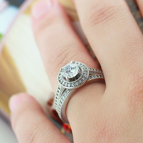 Can Your MiaDonna Engagement Ring Change A Life? |MiaDonna Engagement Ring