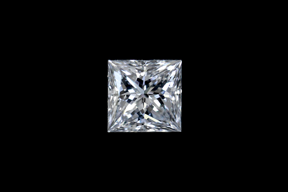 The BEST Princess cut Lab-Created Diamond We've Ever Seen | 1.08 carat, D color, VVS2 clarity | MiaDonna