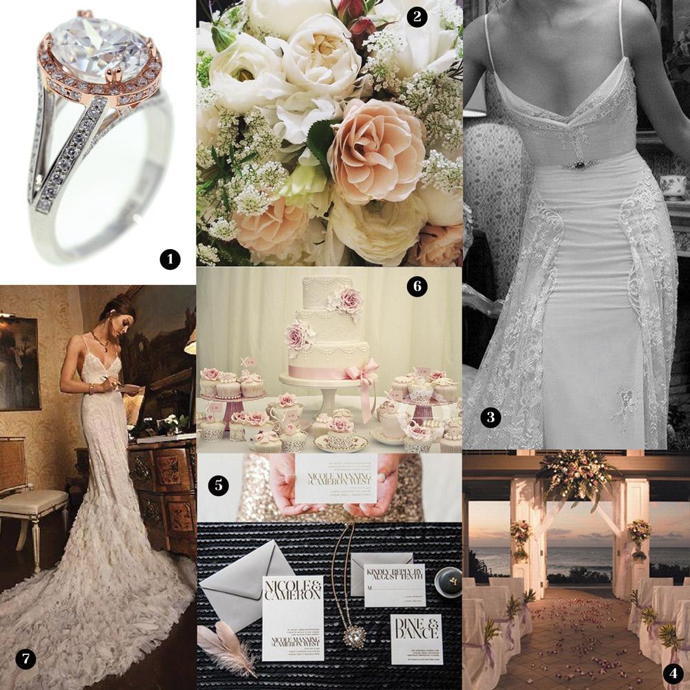 MiaDonna Fall Bridal Guide | Wedding Inspiration | Destinatinon Details