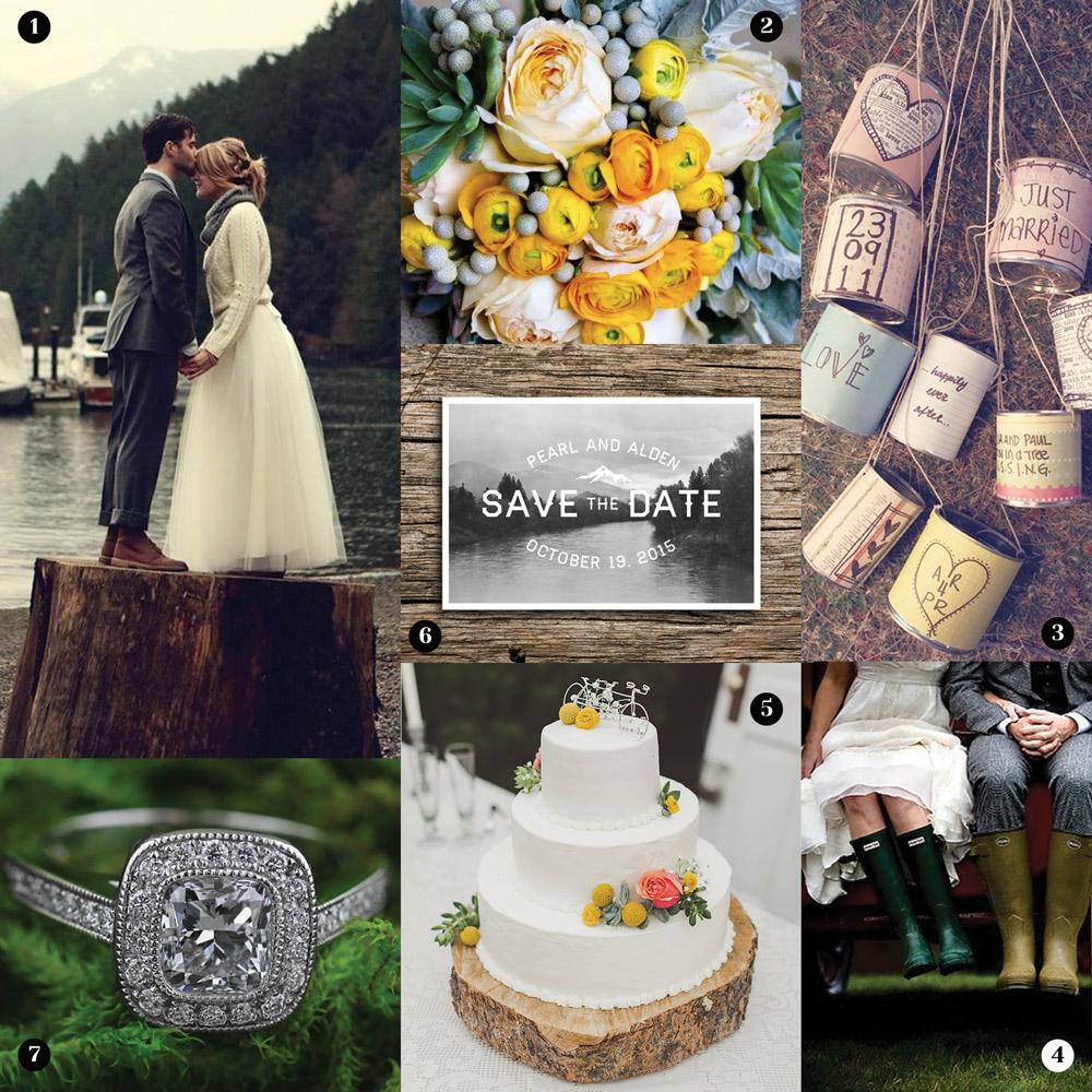 MiaDonna Fall Bridal Guide | Wedding Inspiration | Pacific Wonderland