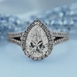 Trending Now - Vintage Inspired Engagement Rings | Sapphire Antique Engagement Ring