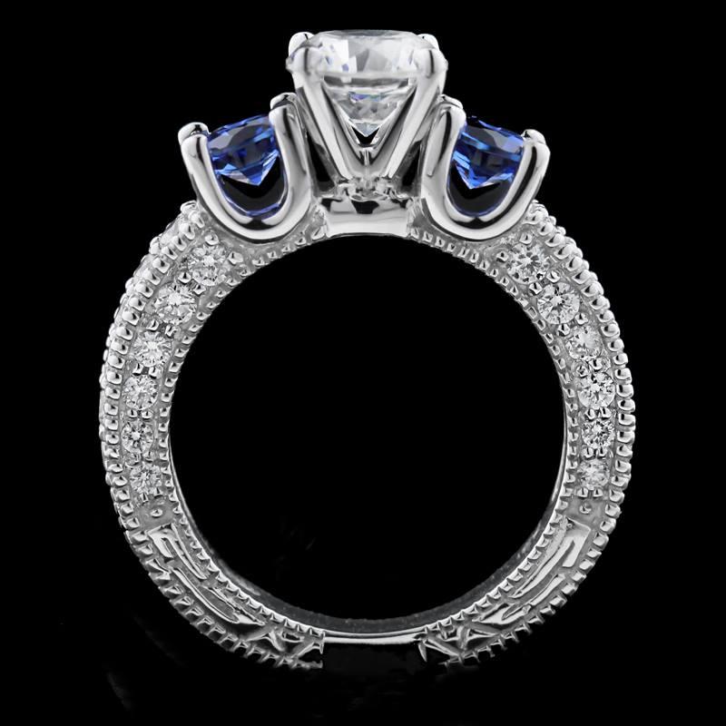 Engagement Season | Alice Antique Engagement Ring