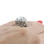 Engagement Season | Custom Vintage Wedding Set