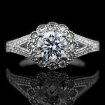 Engagement Season | Pettygrove Two-Tone-Engagement Ring