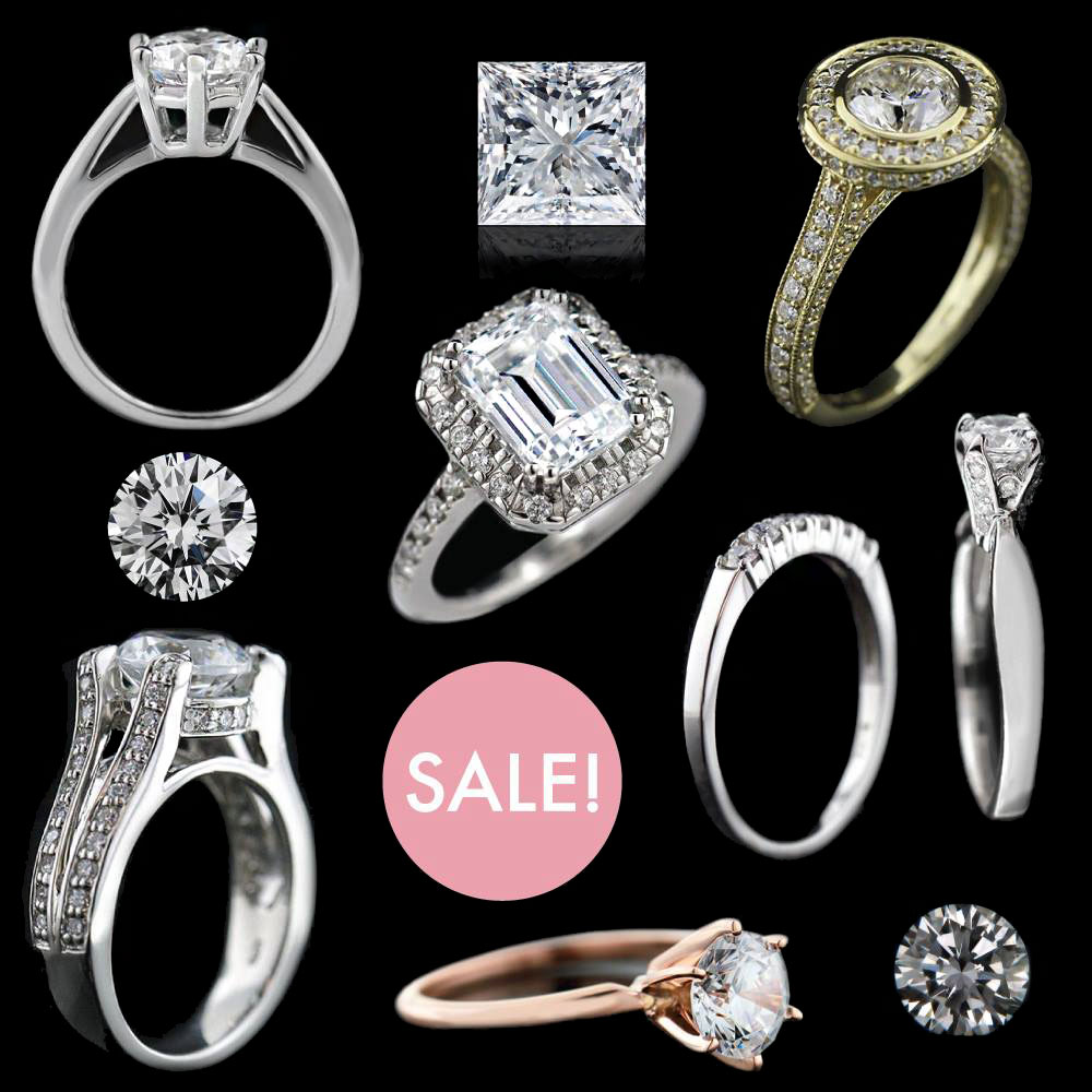 Till Death Do us Part Sale | 2 Days Only | Engagement Ring Sale