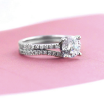 Why EVERYONE Should Buy Their Engagement Ring Online_Crimson Wedding Set