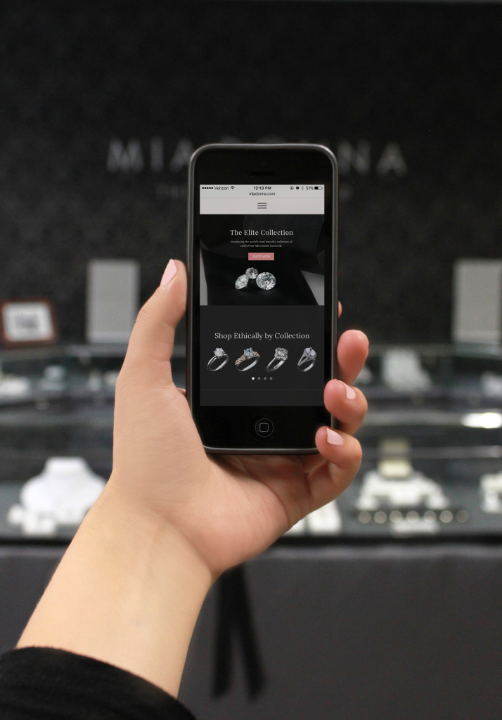 Why EVERYONE should buy their Engagement Ring online | MiaDonna.com