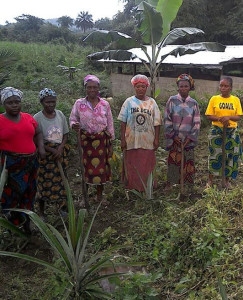 MiaDonna and The Greener Diamond are THANKFUL for YOU | The Greener Diamond Farm - Liberia