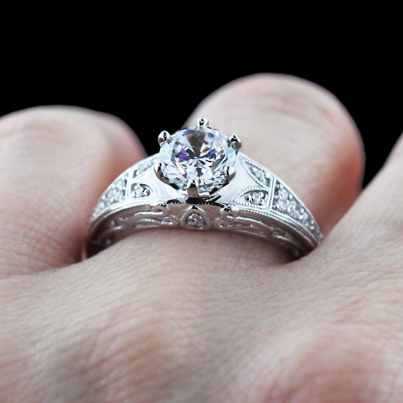 Celebrity Engagement Rings | Enchanted Engagement Ring