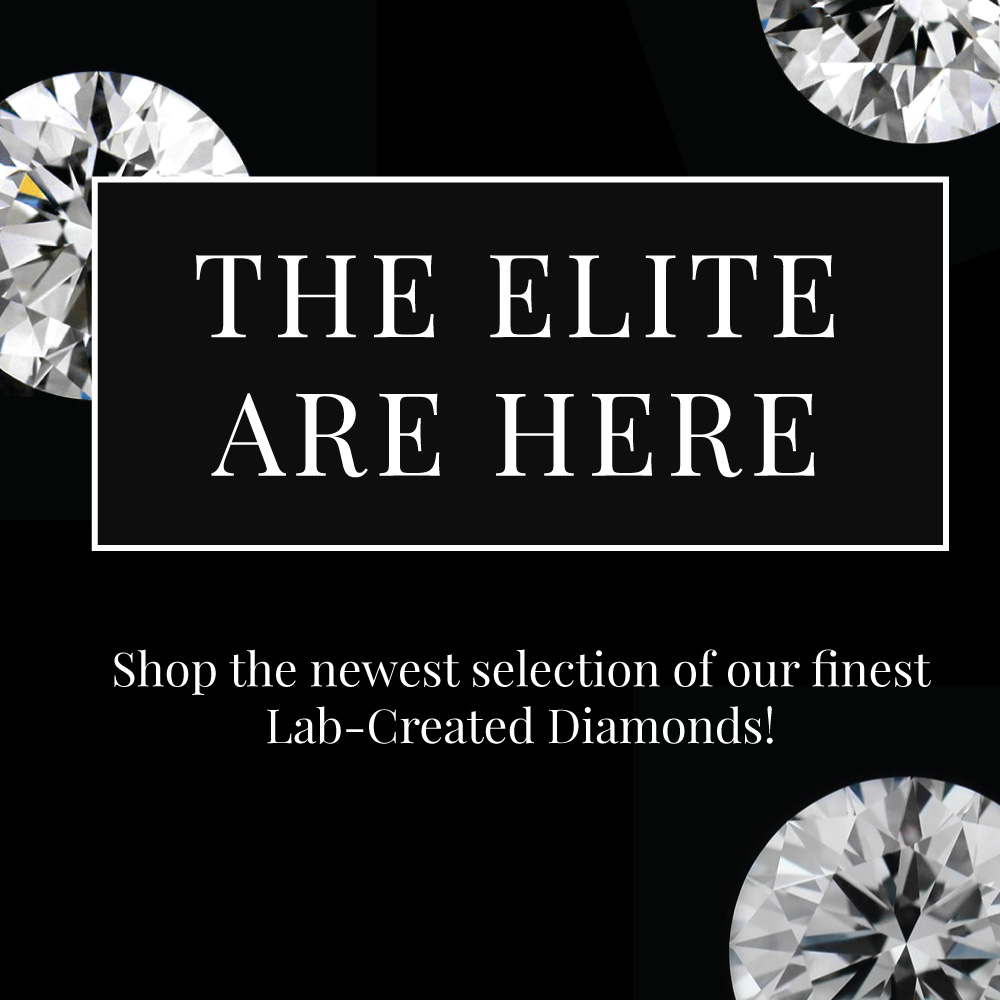 Elite Diamond Collection by MiaDonna | The BEST pure grown diamonds are available at MiaDonna