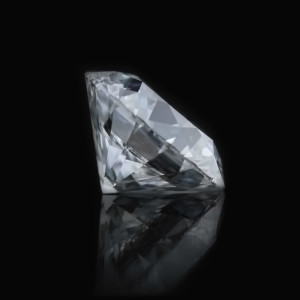 The MOST BEAUTIFUL Lab-Grown Diamonds are at MiaDonna | 1.19ct Round Brilliant cut E color VVS2 clarity