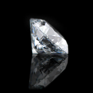 The MOST BEAUTIFUL Lab-Grown Diamonds are at MiaDonna | 1.35ct D color Flawless Round Brilliant lab-created diamond