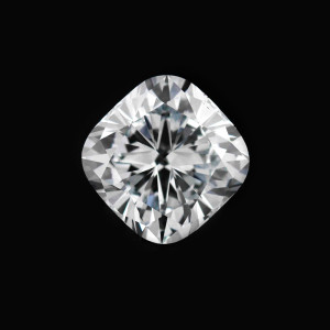 The MOST BEAUTIFUL Lab-Grown Diamonds are at MiaDonna | 1.60ct Cushion cut Lab-Created Diamond