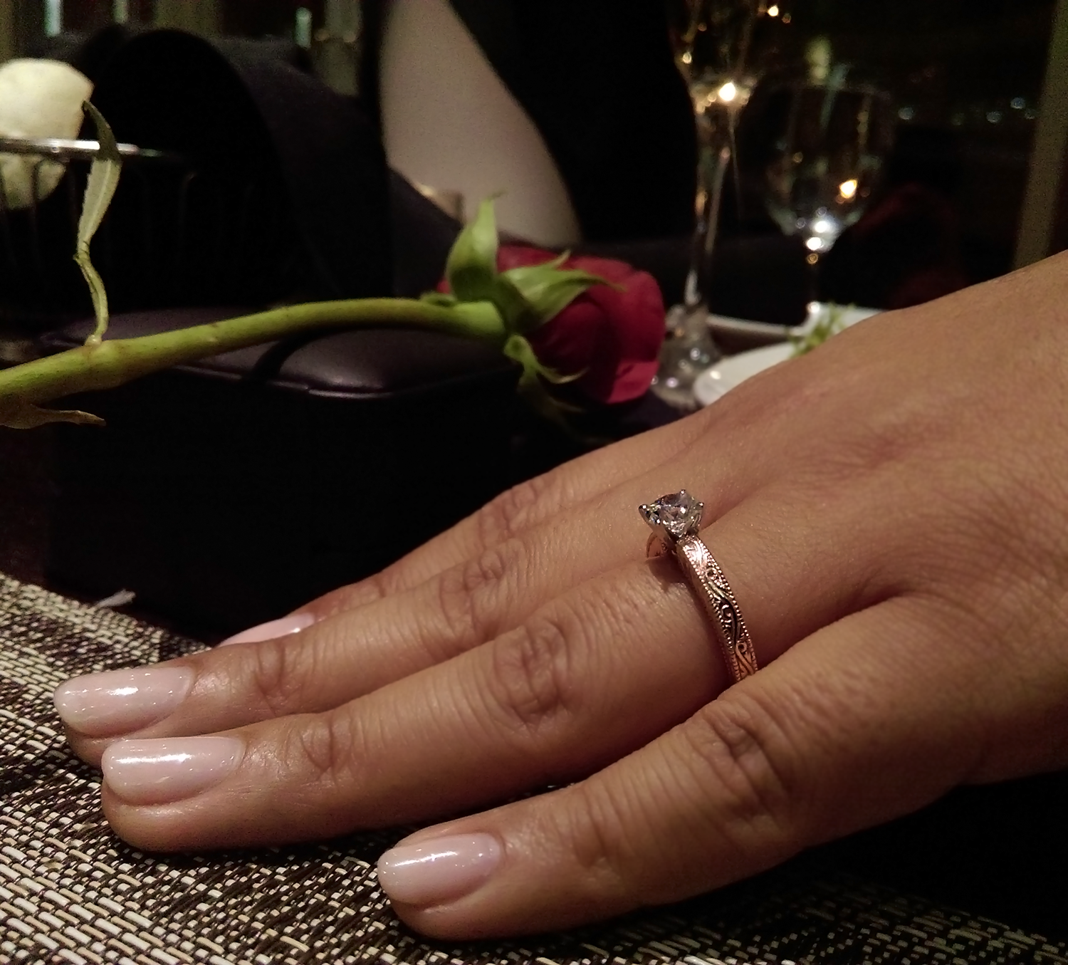Justin-and-Minna-Celebrity-Engagement---The-Victorian-Engagement-Ring