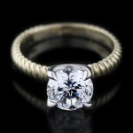 New Arrivals | Charming Solitaire Engagement Ring