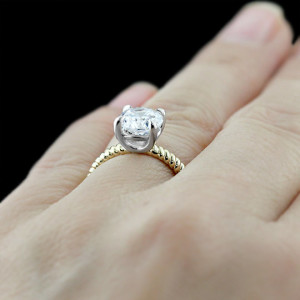 New Arrivals | Charming Solitaire Engagement Ring_2