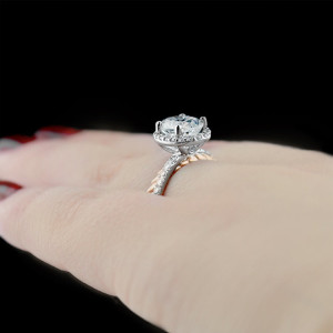 New Arrivals | Terwilliger Two-Tone Engagement Ring_2