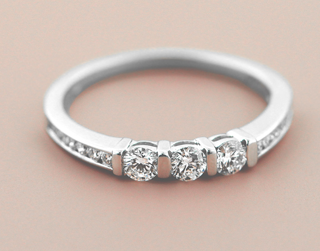 Non Traditional-Engagement-Rings-Cindy-Wedding-Band