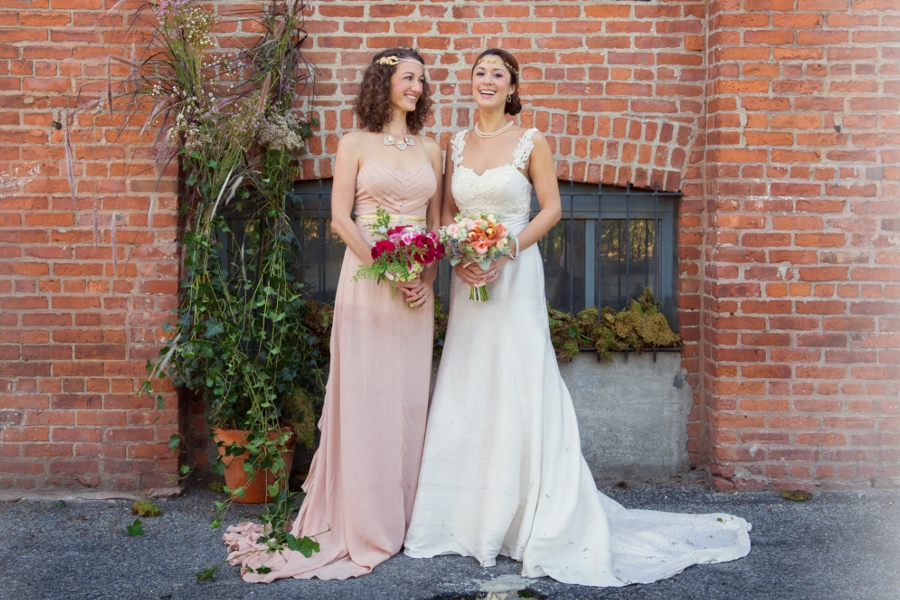 Eco-Friendly Wedding Dresses by Celia Grace