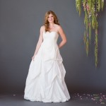 Eco Friendly Wedding Dresses by Celia Grace - The Susan Wedding Dress