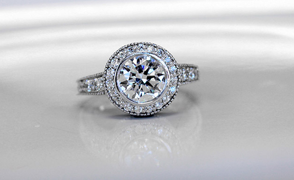 Engagement Rings for an Active Lifestyle | Renee Engagement Ring