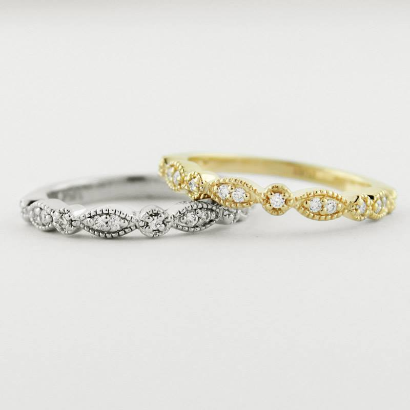 What-is-Milgrain-Amore-Wedding-Bands