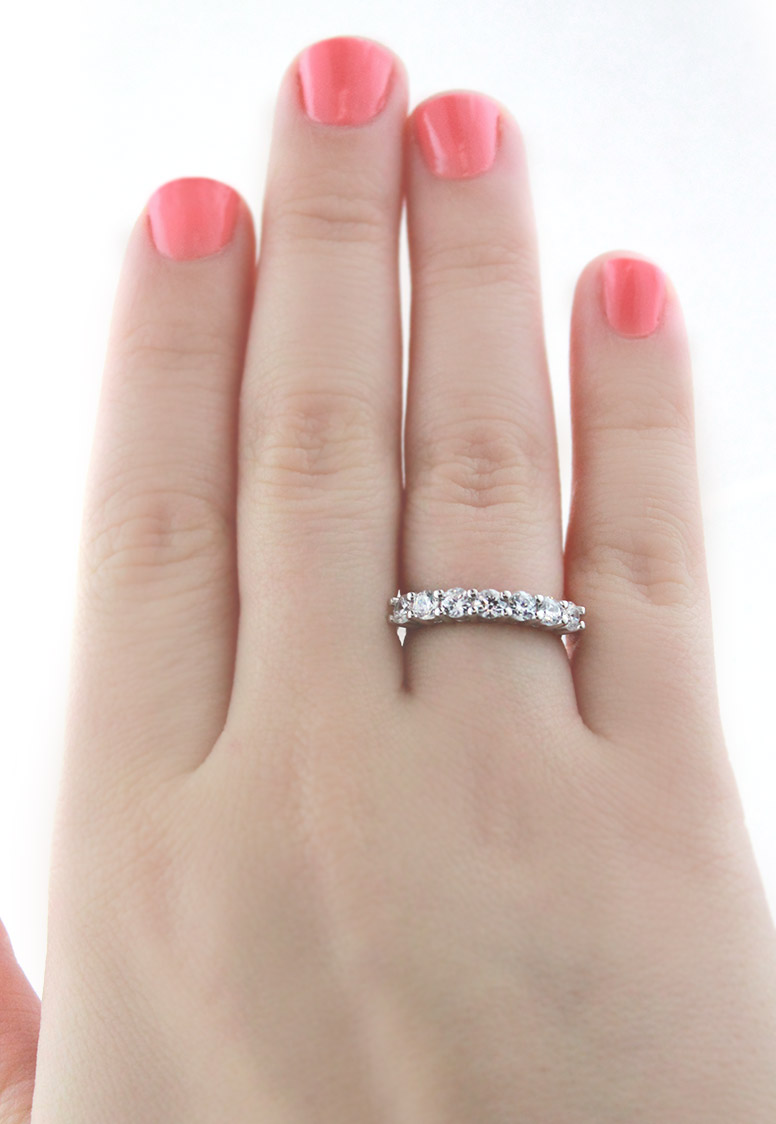 Push Present Idea - Right hand ring
