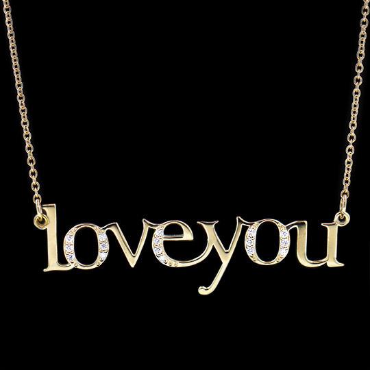 Love You Pendant