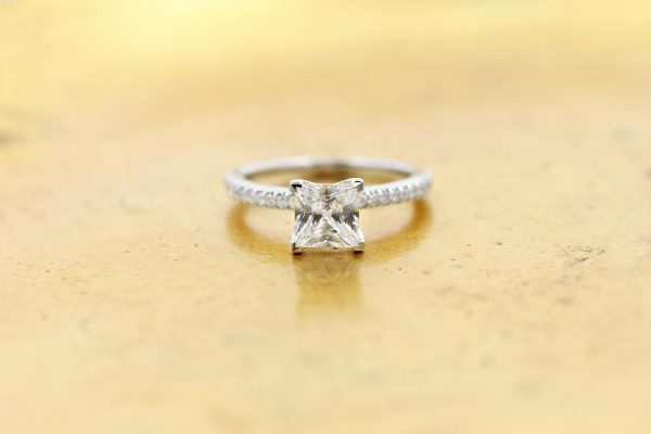 Hope Engagement Ring