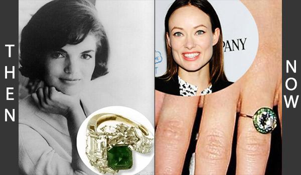 Jackie O Wedding Ring Image Of Enta